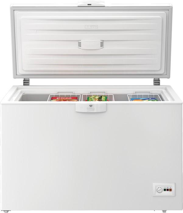 Beko freezer HSA 29540 N E white Horizontālā saldētava