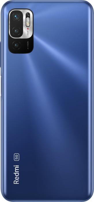 Xiaomi Redmi Note 10 - 6.43 - 5G 128GB / 4GB green - Android MZB08Z7EU Mobilais Telefons