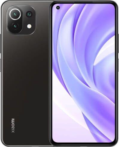Smartfon Xiaomi Mi 11 Lite 6/64GB Czarny  (31438) xiaomi_20210607143053 Mobilais Telefons