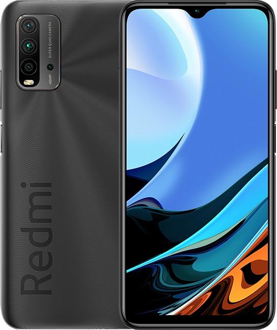 Xiaomi Redmi 9T 4GB/128GB Blue Mobilais Telefons