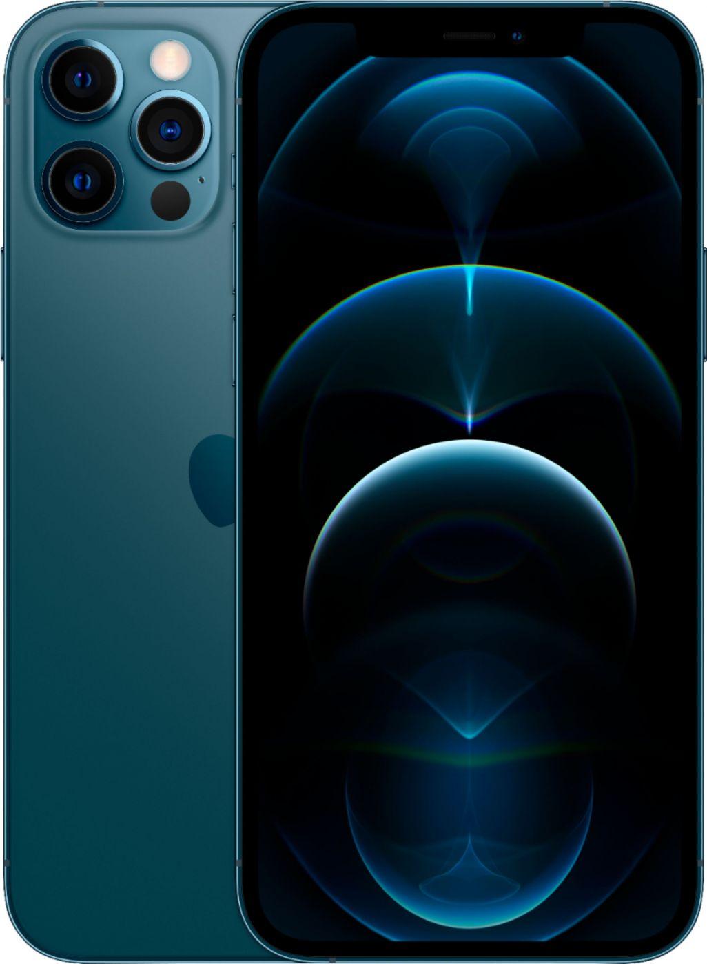 Apple iPhone 12 Pro 256GB Pacific Blue Mobilais Telefons