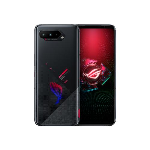 Asus ROG Phone 5 ZS673KS Phantom Black, 6.78 , AMOLED, 1080 x 2448 pixels, Qualcomm SM8350, Snapdragon 888, Internal RAM 16 GB, 256 GB, Dual Mobilais Telefons