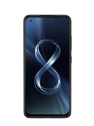 "Asus Zenfone 8 ZS590KS Black, 5.92 "", FHD+, 2400 x 1080, Qualcomm, Snapdragon888, Internal RAM 16 GB, 256 GB, Dual SIM, 5G, 4G, Main camera Mobilais Telefons"