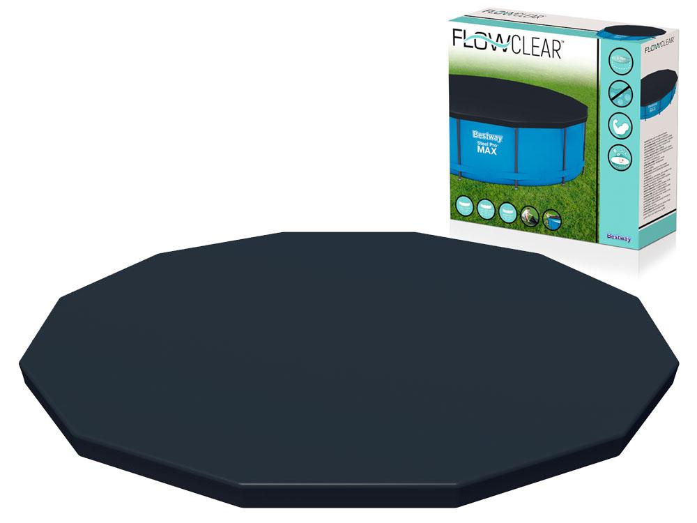 Bestway cover for rack pool 366 cm (58037) Baseins