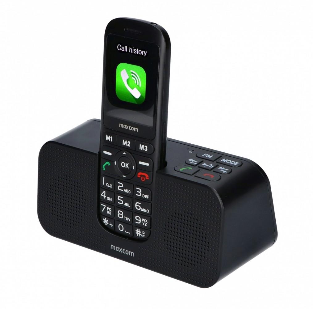 Gsm phone MM 740 Comfort Mobilais Telefons