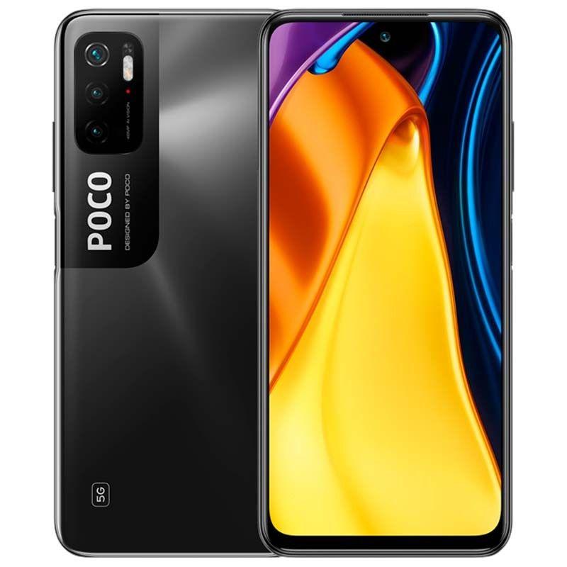 Xiaomi  Poco M3 Pro 5G 4/64GB Cool Blue M2103K19PG Mobilais Telefons