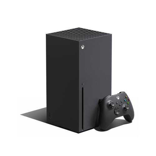 Microsoft Xbox Series X 1TB black RRT-00010 (nedaudz boj. iepakojums) spēļu konsole
