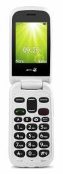 Doro 2404 Black / White 7322460073527 7322460073527 Mobilais Telefons