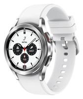Samsung Galaxy Watch 4 Classic Silver 42mm Viedais pulkstenis, smartwatch
