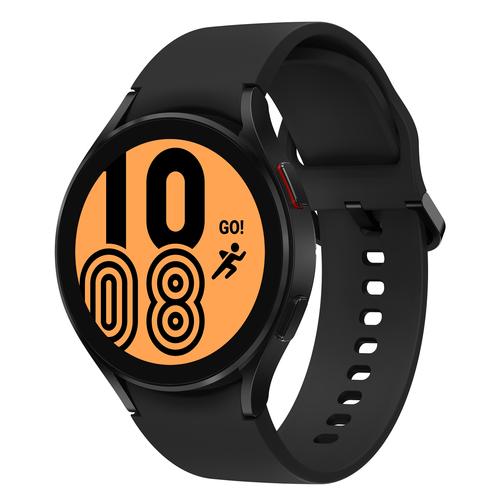 Samsung Galaxy Watch 4 44mm black Viedais pulkstenis, smartwatch