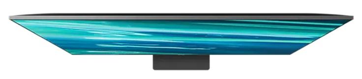SAMSUNG TV 55in QLED 4K QE55Q80AA LED Televizors