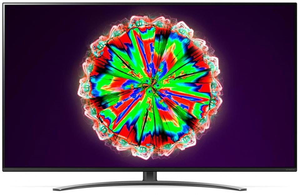 LG 65NANO813NA 65 (165cm) 4K Ultra HD Nanocell Smart TV LED Televizors