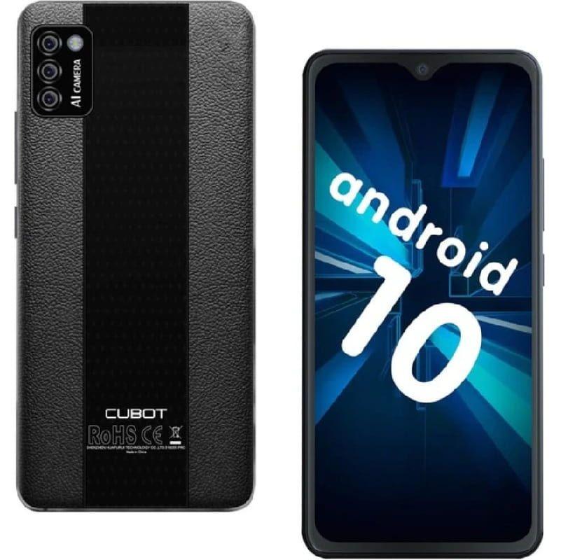 Cubot  J8 2/16GB DS Black CUBOTJ8BLK Mobilais Telefons