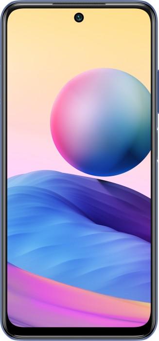 Xiaomi Redmi Note 10 - 6.43 - 5G 128GB / 4GB blue - Android MZB08Z4EU Mobilais Telefons