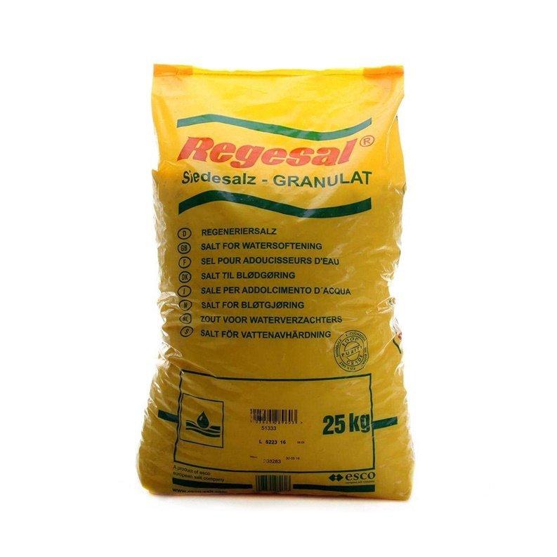 Sāls Granulas REGESAL 25kg 4003885289603 Dārza laistīšanas iekārtas