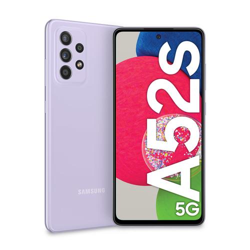 Samsung Galaxy A52s 5G 6GB/128GB Violet Mobilais Telefons