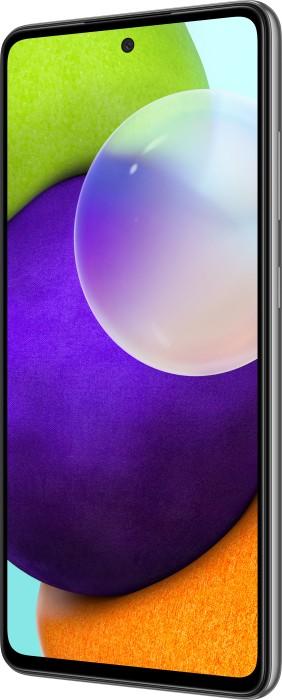 Samsung Galaxy A52 EU - 6.5 - Android - 4G 128 / 6GB black SM-A525FZKGEUB Mobilais Telefons