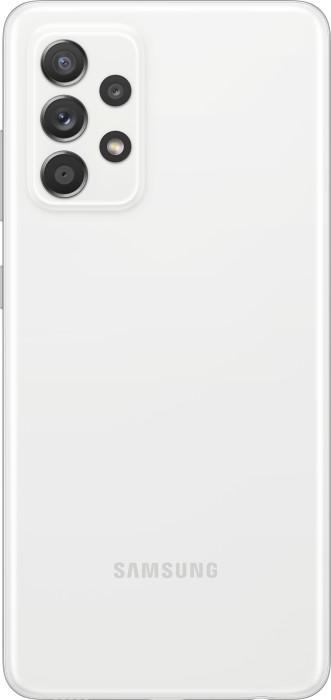 Samsung Galaxy A52 EU - 6.5 - Android - 4G 128 / 6GB white SM-A525FZWGEUB Mobilais Telefons