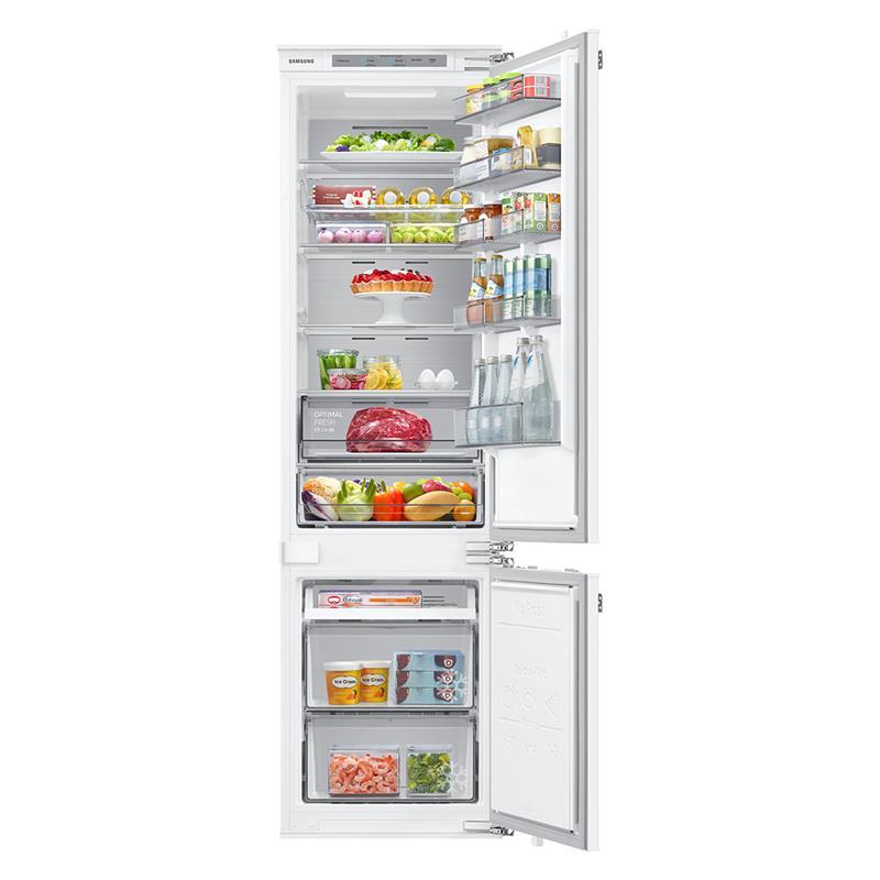 Samsung  BRB30715EWW/EF Iebuvejams ledusskapis, (194 cm) Iebūvējamais ledusskapis