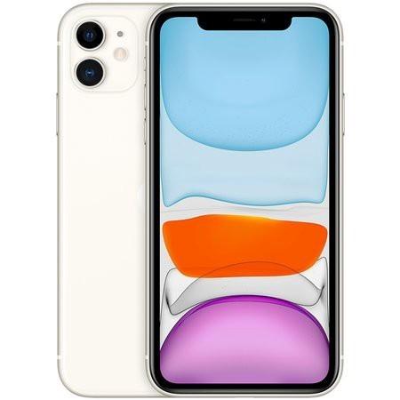 Apple iPhone 11 64GB White MHDC3 EU MHDC3 white Mobilais Telefons