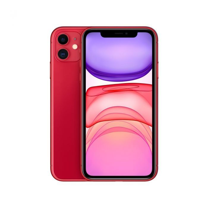 Apple iPhone 11 128GB Red MHDK3 EU  MHDK3 red Mobilais Telefons