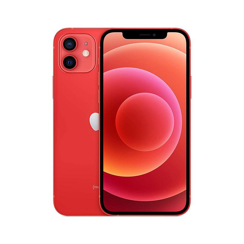 Apple iPhone 12 128GB Red MGJD3 EU MGJD3 Red Mobilais Telefons