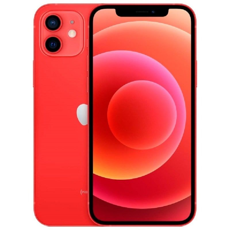 Apple  iPhone 12 128GB (PRODUCT) Red MGJD3PM/A Mobilais Telefons