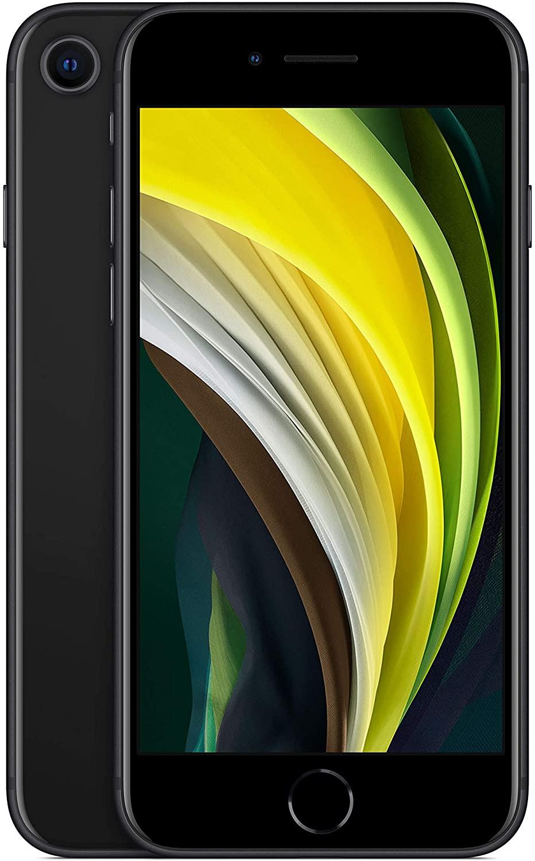 "Apple iPhone SE 256GB Black 4.7"" iOS Mobilais Telefons"