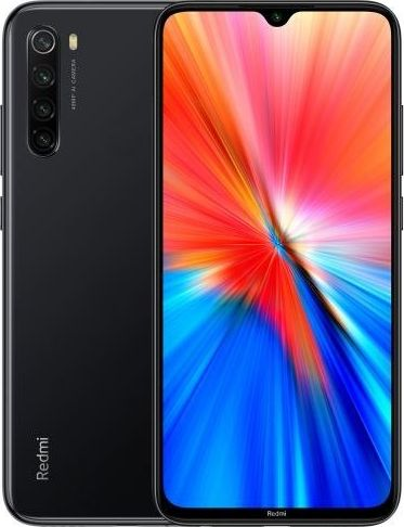 Smartfon Xiaomi Redmi Note 8 4/64GB Dual SIM Czarny  (6934177743467) 6934177743467 Mobilais Telefons