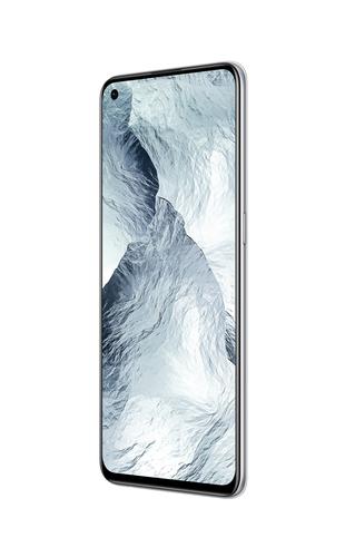 """realme GT Master Edition 16.3 cm (6.43"""") Dual SIM Android 11 5G USB Type-C 8 GB 256 GB 4300 mAh White Mobilais Telefons"""