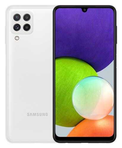 Samsung Galaxy A22 4GB/64GB White Mobilais Telefons