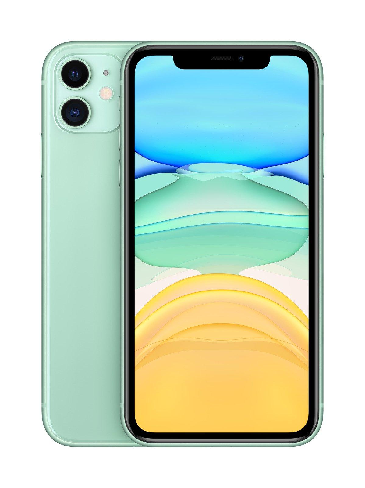 Apple iPhone 11            128GB green MHDN3ZD/A Mobilais Telefons