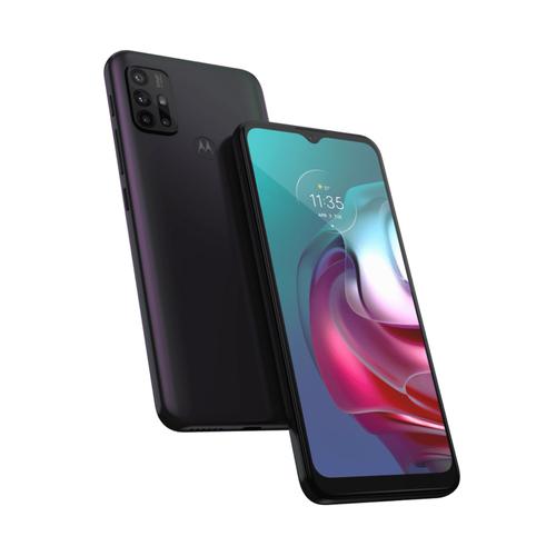 Motorola Moto G30 6/128GB Black Mobilais Telefons