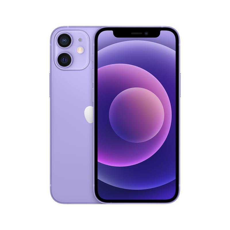 Apple iPhone 12 mini 64GB, purple 0194252431719 Mobilais Telefons