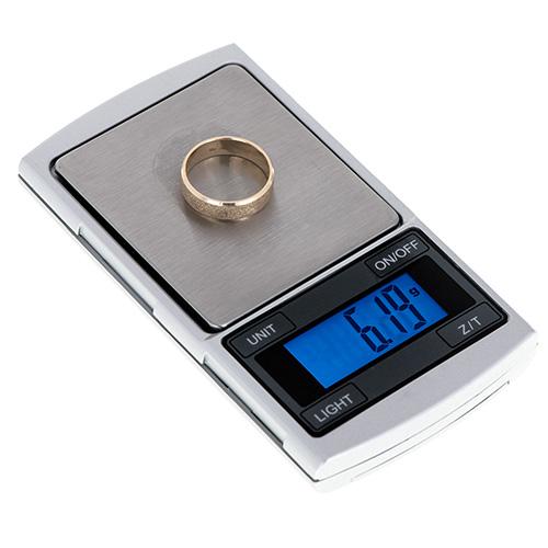 Adler Precision Scale AD 3168 Silver 5902934837262 Svari