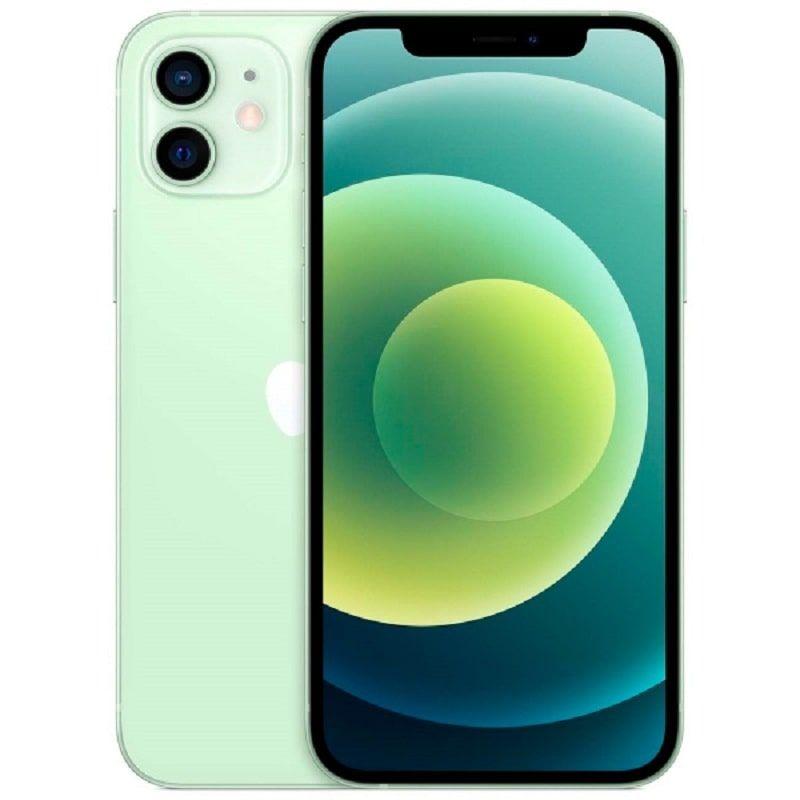Apple  iPhone 12 64GB Green MGJ93QL/A Mobilais Telefons