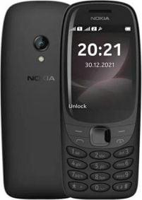 Telefon komorkowy Nokia 6310 (2021) Dual SIM Czarny 8_2275558 Mobilais Telefons