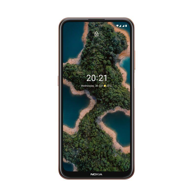 Nokia  X20 8/128GB DS TA-1341 Midnight Sun Mobilais Telefons