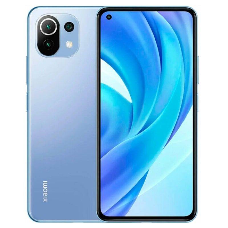 Xiaomi  Mi 11 Lite 6/128GB Bubblegum Blue M2101K9AG Mobilais Telefons