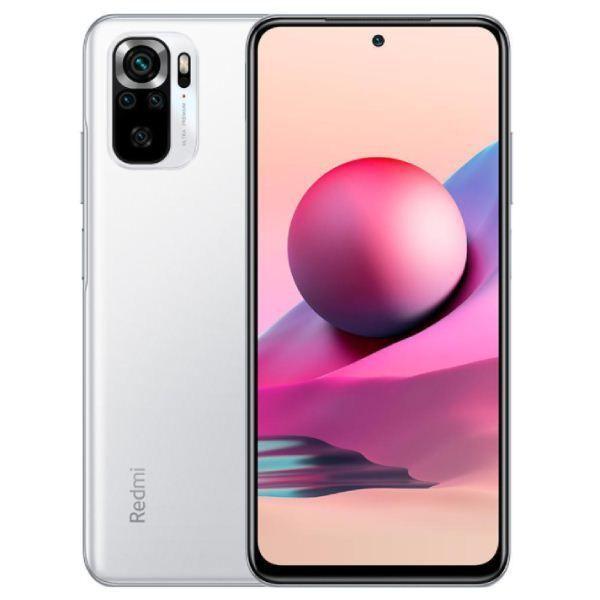 Xiaomi  Redmi Note 10S 6/128GB White 33428 Mobilais Telefons