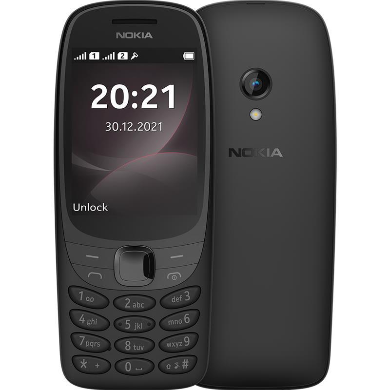 Mobilais telefons Nokia 6310 Dual SIM 16POSB01A07 Mobilais Telefons