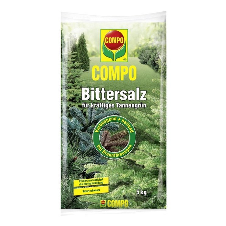 Fertilizer for conifers Compo from browning, 5 kg