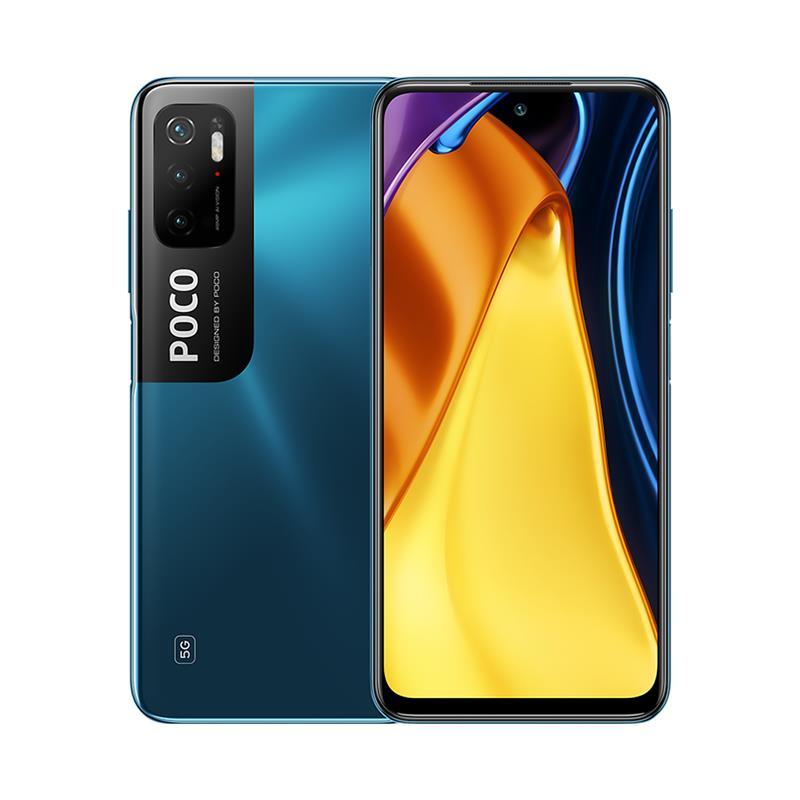 Xiaomi Poco M3 Pro 5G 4GB/64GB Blue Mobilais Telefons