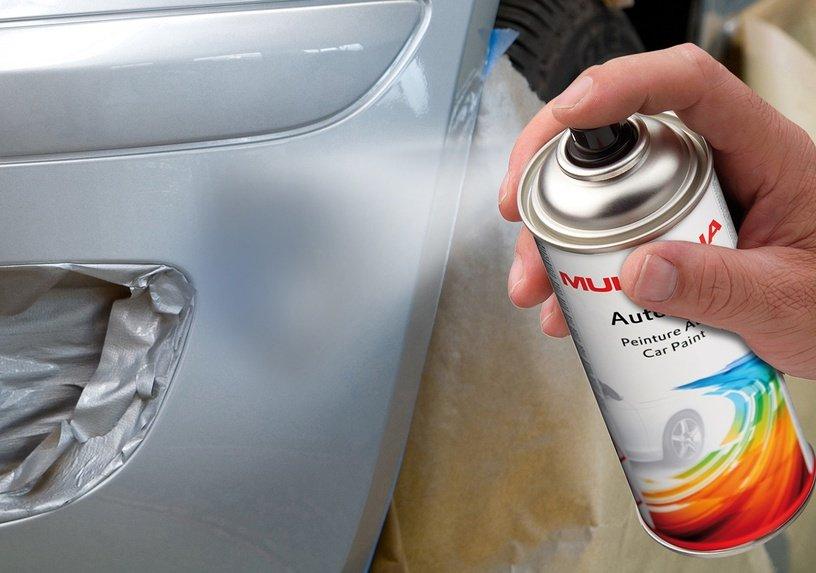MULTONA 2 layer clear coat spray 400ml