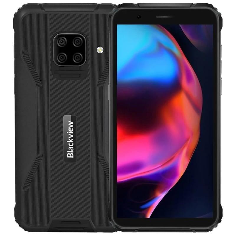 Blackview BV5100 Dual SIM 4/64GB Black 4504 Mobilais Telefons
