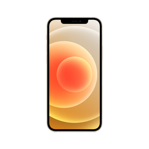 Apple iPhone 12 64GB weis (Super Retina XDR Display, 5G, FaceTime, 4K Videoaufnahme, MGJ63ZD/A) Mobilais Telefons
