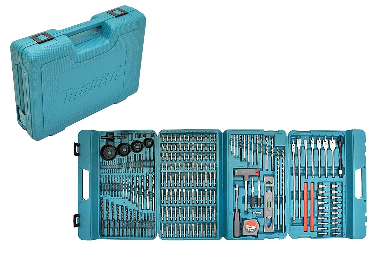 Makita P-44046 Bohrer-Bit-Set,  216-tlg.