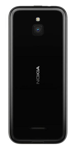Mobile phone 8000 4G Dual SIM black TA-1305 DS PL BLACK Mobilais Telefons