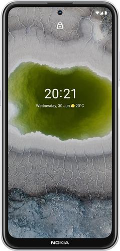 """Nokia X10 128GB White DS 6.7"""" (4GB) EU 5G Android Mobilais Telefons"""