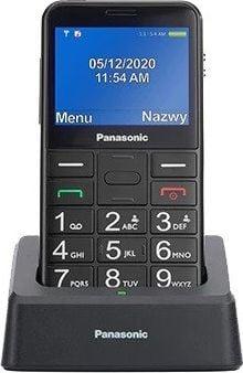 Panasonic KX-TU155EXBN Black Mobilais Telefons